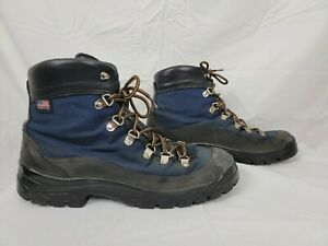 Danner Crater Rim Light Hiking Boots - Blue - 10 - GORE-TEX®