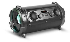 Bluetooth Lautsprecher Rebeltec Soundtube 190 mit Radio 30 Watt Box Karaoke Akku