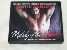 Melody of the Heart (Runaway Train #4)  by Katie Ashley   Unabridged on CD