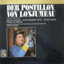 DER POSTILLON VON LONJUMEAU -  NICOLAI GEDDA-RUTH-MARGRET PUTZ-FRANZ CRASS -  LP