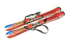 SALOMON L99.9 Minimax Minirace Spaceframe Snowblades Short Skis w/ Bindings
