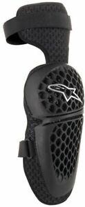 Unisex-Adult Bionic Plus Knee Protectors - (Large/XL) (Multi, One Size) Black