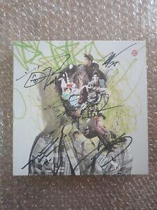 Shinee Dream Girl Misconceptions Album Autographed Hand Signed JONGHYUN