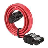 1Pcs 50cm Straight-Through Connector SATA3.0 III High Speed 6.0 Gbps Data Cable