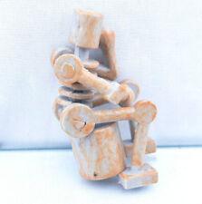 1999 Trendmasters Metal Robot Accessory for Iron Giant Power Hero Steel Figure