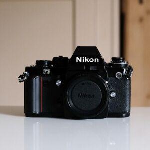Nikon F3 Camera - Black in great condition