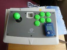 Very rare Dreamcast Arcade Stick controller - PAL version - Boxed