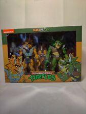 "NECA Teenage Mutant Ninja Turtles: Captain Zarax and Zork 7"" Action Figures (54?"