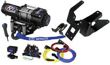 KFI Combo Kit - A3000 Winch & Winch Mount - 2012-on Can-Am Renegade 1000