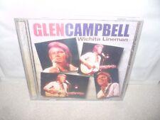 GLEN CAMPBELL : WICHITA LINEMAN - CD (2000)