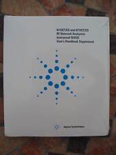 Agilent Technologies 8712ET / ES 8714ET / ES RF Network Analyzers User Handbook