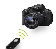 Déclencheur à distance, Télécommande Sans Fil pour Canon EOS 700D 650D 600D 550D