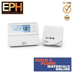EPH Programmable RF Thermostat & Receiver COMBIPACK 4 - OpenTherm&Optimum Start