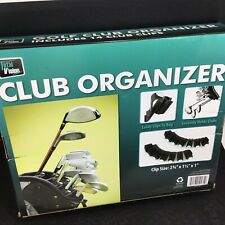 Golf Club Bag Organizers, 14 Clips Easily Securely Holds Your Clubs Total Vision