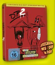 DEADPOOL 2 Steelbook Blu-ray NEU OVP Limited Edition RAR Ryan Reynolds OOP KULT