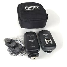 Phottix Ares Wireless Flash Trigger Set With Bag And Batteries