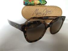 f17e9e4b43 New Maui Jim Honey Girl Polarized Sunglasses HS751-18A Caramel Bronze Glass
