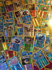 Lot de 20 Cartes Pokemon Brillantes (Reverse) Sans Double NEUVE FRANCAISE !