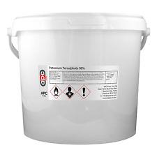 5Kg Potassium Persulphate 99% (PCB Etch/Etchant)