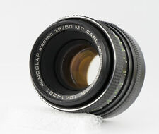 Carl Zeiss Jena Pancolar 1,8/50 50mm F1.8 MC M42 mount lens 35 Meyer Pentacon 42