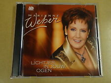 CD + DVD / MARIANNE WEBER - LICHTJES IN JOUW OGEN