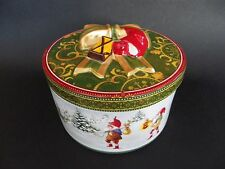 "Villeroy & Boch ""Christmas Toys"" 14-8327-5430, Snow White Gift Box."