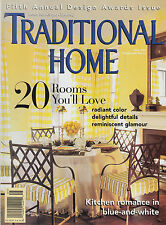 Traditional Home Magazine May 1996