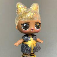 LOL Surprise Winter Disco - Glitter Globe PREZZIE DOLL - Authentic GIFTS