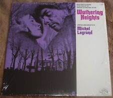 WUTHERING HEIGHTS (Michel Legrand) original stereo promo lp (1970)  white label