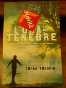LIBRO: L'ORA DELLE TENEBRE - JOHAN THEORIN - MONDADORI - 2008 -