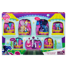 MY LITTLE PONY MIDNIGHT IN CANTERLOT HIGH PONY COLLECTION HASBRO AGE 3+ 7 PONIES