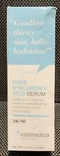 Cosmedica Skincare Pure Hyaluronic Acid Serum for Skin 100% - 4 oz