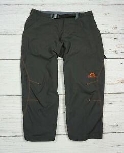MOUNTAIN EQUIPMENT SHORTS Men's TROUSERS PANTS Size L 34