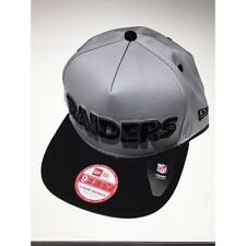 CAPPELLO NEW ERA A-TONE WORD G OAKLAND RAIDERS