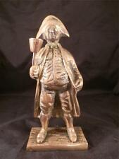 STUNNING RETRO VINTAGE HEAVY METAL BRASS TOWN CRYER ORNAMENT FIGURE FIGURINE