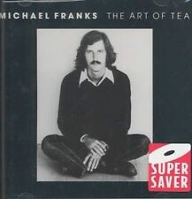 Michael Franks The Art Of Tea CD