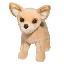 Carlos Chihuahua dog Douglas Cuddle Toys stuffed animal plush cream tan