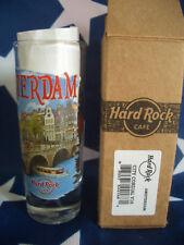 HRC Hard Rock Cafe Amsterdam City Tee Shot Glass SHOTGLASS V16