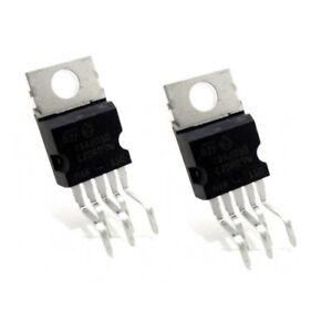 2x TDA2050V  32W Hifi-Verstärker