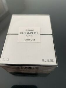 CHANEL Beige Paris SPECIAL EDITION 15ml PARFUM ~SO RARE