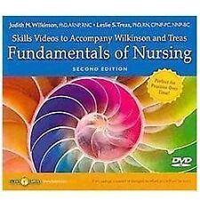 Wilkinson : Fundamentals of Nursing - Skills Videos by Judith M. Wilkinson...