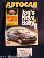 AUTOCAR Magazine 7th February 2001 Jag's New Baby