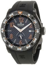 Edox Men's 96001 37NO NIO2 Class-1 Iceman Date Automatic Limited Edition Watch