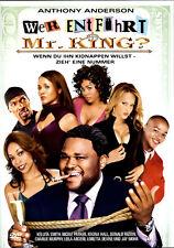 Wer entführt Mr. King? - DVD