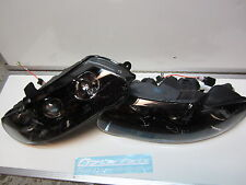 Holden Commodore VX VU Monaro SS Black Altezza Headlights LH & RH PAIR new