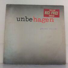 """Nina Hagen Band – Unbehagen (Vinyl 12"""", LP, Album)"""