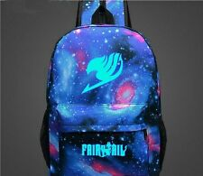 Fairy Tail Leisure Canvas Backpack Cosplay swagger bag School Bags New Hot Sell