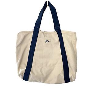Vans Pilgrim Surf Supply Tote Bag Navy Blue New