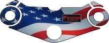 Hyosung Steering Bracket Cover Decal Sticker Label GT250 GT250r GT650 GT650R US