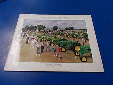 John Deere Model Expo III tractor TWO CYLINDER magazine 1992 July August  vol 4